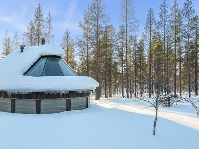 Photo for Vacation home Arctic hut, laanila in Inari - 2 persons, 1 bedrooms