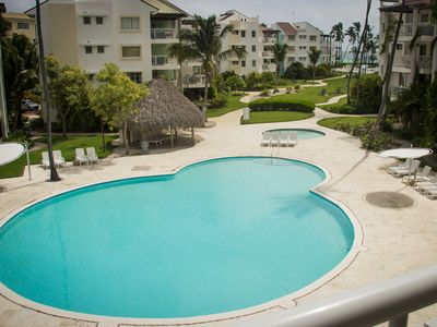 Photo for Playa Turquesa - P-303 - Premier Beachfront Ocean View
