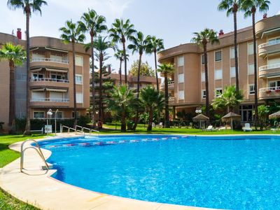 Photo for 2BR Apartment Vacation Rental in Torremolinos, Andalusia