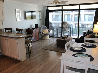 Photo for Beautiful Condo Located on 36th St.  Just Steps to Beach, Shops, Dining & More!