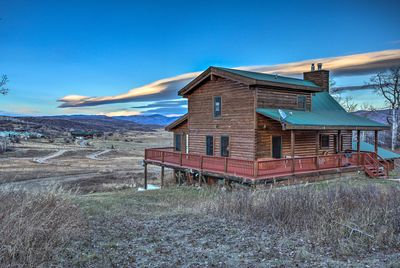 Make the most your Rocky Mountain getaway at this 4BR, 3BA vacation rental!