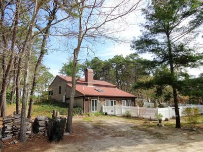 Photo for 65 Rose Lane (ID #140748) ~ 2+ Bedrooms ~ Spacious ~ Near pond and Wellfleet Village