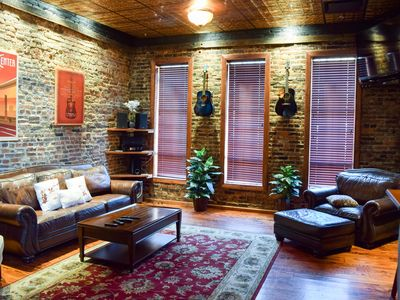 Photo for Spacious Apt World Famous 2nd Ave! Short Walk to Every Honky Tonk & Attraction!
