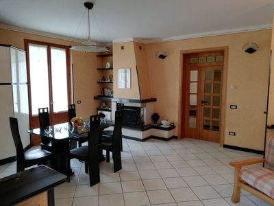 Photo for Apartment with double bedroom and en-suite bathroom in Campello sul Clitunno