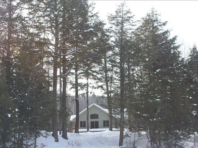 Photo for The ~DeVine~ Cottage Private Northwoods LakeHouse