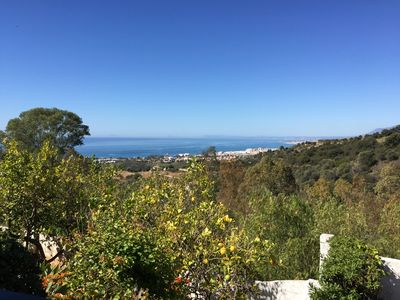 Photo for Stunning Panoramic Views of Marbella and the Mediterranean