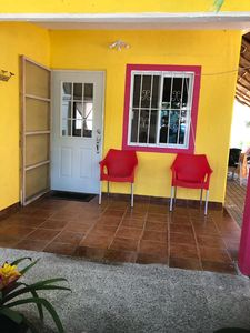 Photo for Casita Los Caracoles - 2 BR Private Garden Home, Minutes to the Beach!
