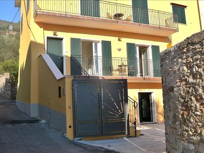 Photo for Apartment Fontane Roina - 4 sleeps apartment in Toscolano Maderno