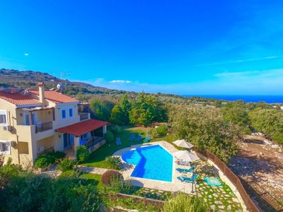 Photo for Vederoi Holiday Home, Sleeps 8 with Pool, Air Con and WiFi