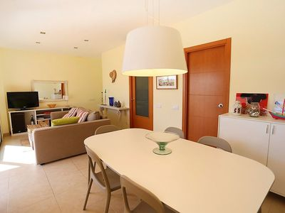 Photo for Apartment in L'Ampolla with Parking, Washing machine, Air conditioning, Pool (89973)