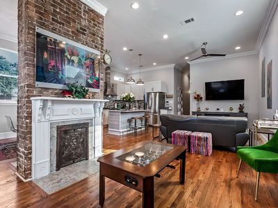 Photo for One of New Orleans' BEST AirBnBs! Looking to chill, come to Andersonville...