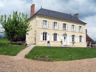 Photo for Gite Laleu, 5 bedrooms, 10 persons