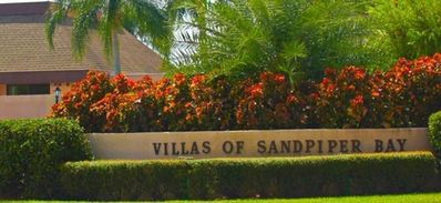 Photo for 3BR/3BA VILLA ON ST LUCIE RIVER - VILLAS OF SANDPIPER BAY