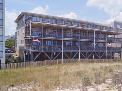 Photo for Windbreaker 18-Oceanfront 137th St, AC