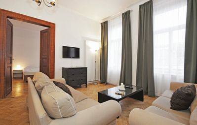 Photo for 3BR Apartment Vacation Rental in Praha 4
