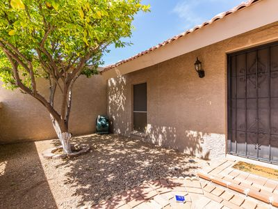 Photo for New Listing! Golf! Shopping! Close to everything! Quiet Gated Community