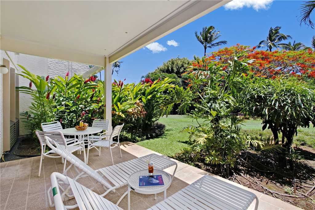 Poipu Stunning Ground Floor Garden View Ka Vrbo