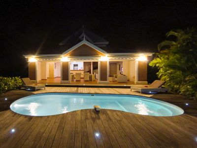 Photo for Villa Alexandra 6 people with private pool in quiet, secure residence.