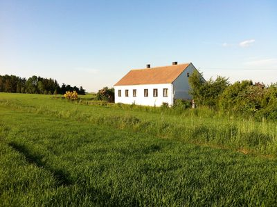 Photo for Waldviertel holiday house in the outskirts calm location with large garden, dogs welcome