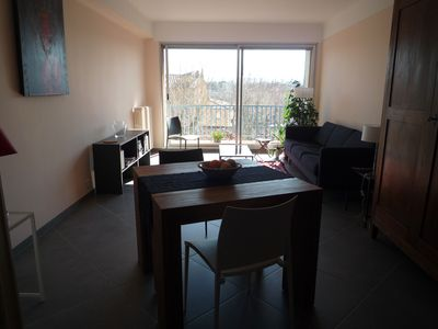 Photo for Very nice apartment renovated and equipped pargfaitement near downtown