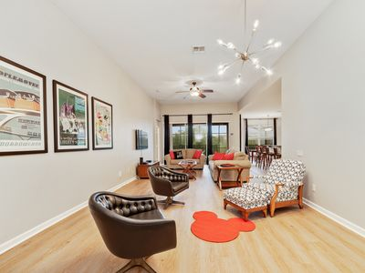 Photo for Mickey's Contemporary Cottage: just renovated, gated Windsor Hills, 5m from WDW!
