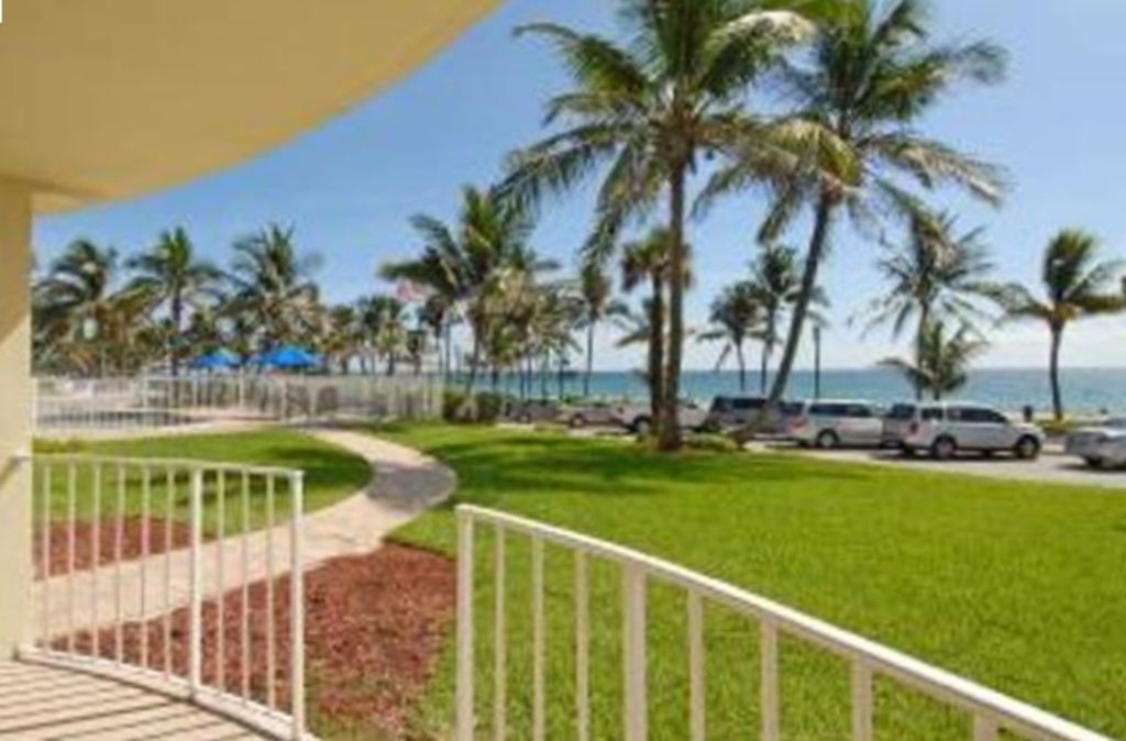 Deerfield Beach Florida Rental Condo