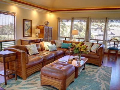 Photo for Luxury Home By The Grand Hyatt in Poipu, Free Fitness Club