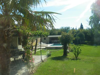 Photo for BEAUTIFUL WARM AND AUTHENTIC FARM AT THE FOOT OF VENTOUX