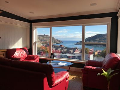 Photo for 2 Bedroom Penthouse Apt with Amazing View and outdoor Hot Tub.