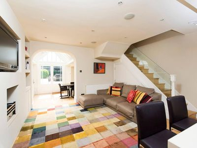Photo for Lovely 3BR Family Home in the Heart of Chelsea
