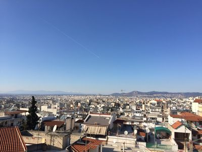 Photo for Private Terrace - Panoramic city view