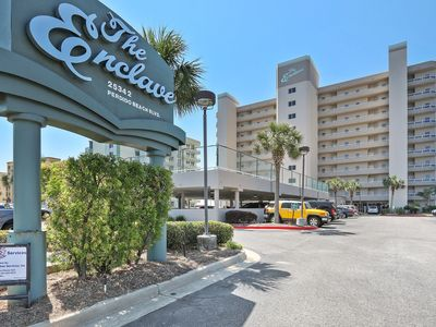 Photo for Beachfront 3 BR Condo - Sleeps 12 - Ground Floor!
