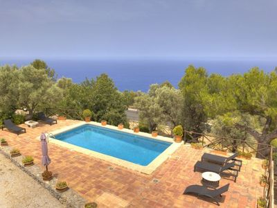 Photo for 3 bedroom Villa, sleeps 6 with Pool and Air Con