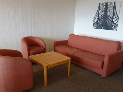 Photo for Apartment 2 rooms 2 **, for 4 people near the cable way. Living room with a sofa bed and a televisio