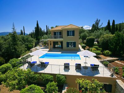 Photo for Fantastic Villa With Private Pool And Outstanding Sea Views