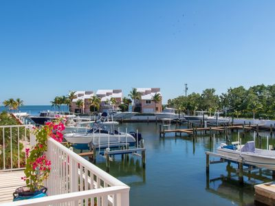 Photo for Updated Oceanside 3 Bedroom Townhouse with Boat Slip and Lift