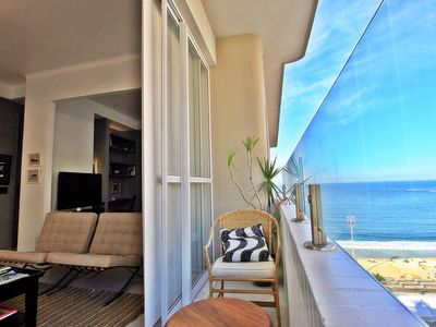 Photo for Rio Spot U022 Luxurious holiday apartment with sea views