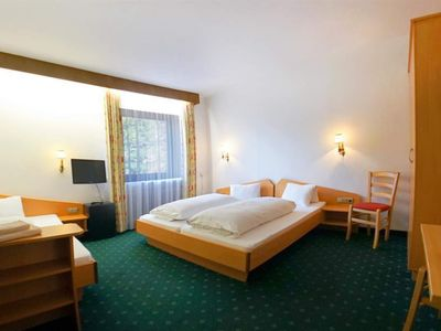 Photo for Triple room with shower, WC - Gasthof Risserhof
