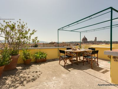 Photo for Apartments Florence - Duomo Beautiful View