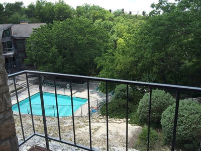 Photo for RESORT LIKE 1 BEDROOM CONDO|CLOSE THE AUSTIN ACTION|PEACE & QUIET IN THE CITY