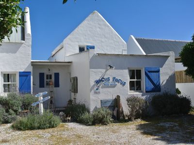 Photo for Stay in Paternoster, in an old-world charm fisherman's Hocus Pocus cottage.