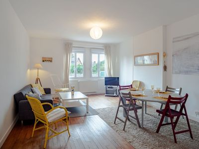 Photo for Lovely apartment for 4 people with WIFI and TV