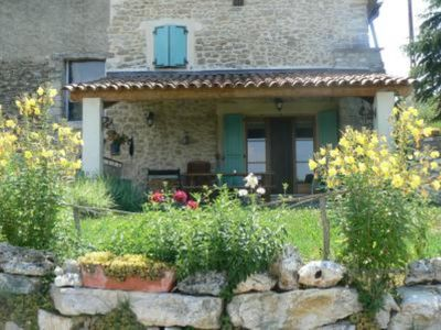Photo for country holiday home - FORCALQUIER