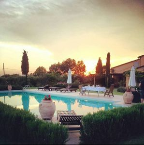Photo for Cascina Rigutino -Luxury Holiday House- Swimmingpool & Jacuzzi (exclusive use!)