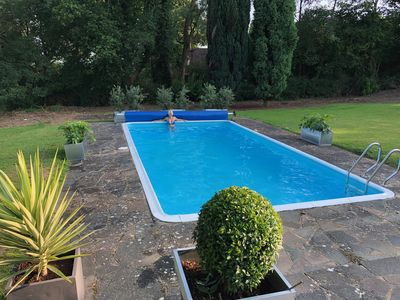 Photo for A Countryside Setting with Swimming Pool