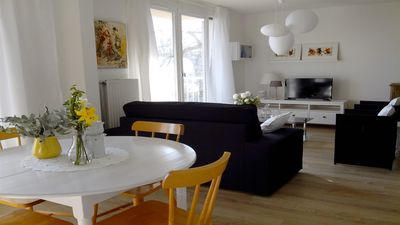 Photo for Lovely T3 - 5 people - Anglet / limit Biarritz