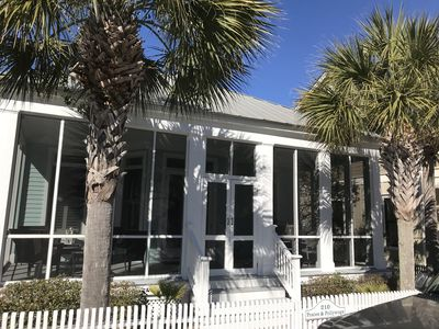 Photo for 2BR Cottage Vacation Rental in Panama City Beach, Florida