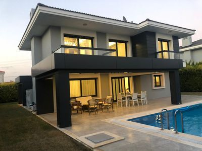 Photo for Çeşme Dalyan Luxury House with private pool