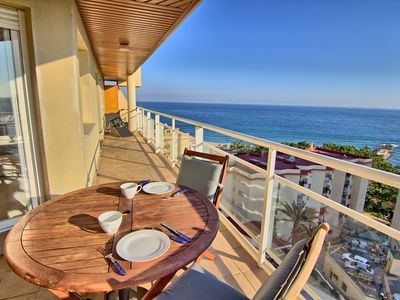 Photo for 1BR Apartment Vacation Rental in Fuengirola