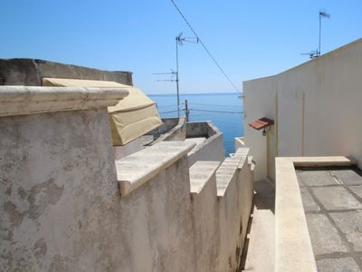 Photo for Apartment in the center of Castro Marina with Air conditioning, Terrace, Garden, Washing machine (119909)